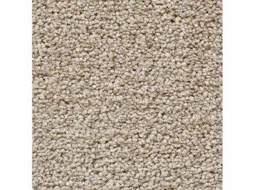 Vorwerk Teppichboden »Passion 1004«, rechteckig, Höhe 8 mm, Meterware, Breite 400/500 cm, Velours, für Stuhlrollen geeignet, natur, 8J02