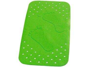 Ridder Wanneneinlage »Plattfuß«, B: 38 cm, L: 72 cm, 38x72 cm, grün, grün