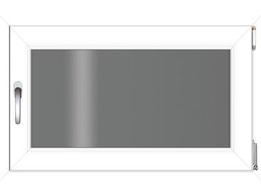 RORO Türen & Fenster Kunststofffenster, BxH: 100x75 cm, ohne Griff, rechts