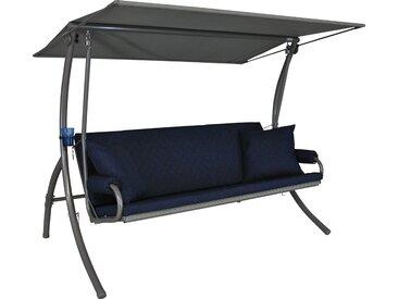Angerer Freizeitmöbel Hollywoodschaukel »Elegance Joy«, 3-Sitzer, Bettfunktion, inkl. Auflagen und Zierkissen
