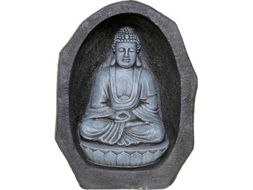 Home affaire Buddhafigur, Buddha im Felsen, Höhe: 58 cm