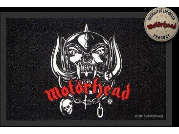Rockbites Fußmatte » - Fußmatte Motörhead Logo Türmatte Fußabstreifer 72 (100877)«