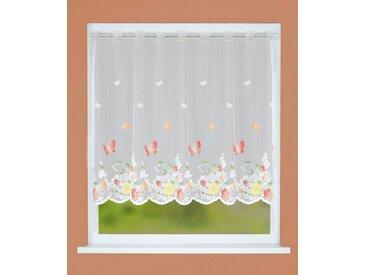 WILLKOMMEN ZUHAUSE by ALBANI GROUP Panneaux »Blumenwiese«, Stangendurchzug (1 Stück), handcoloriert