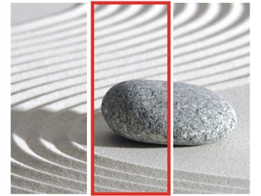 Klöckner Schiebegardine »Stoff Digi-Print Sand«, Paneelwagen (1 Stück), HxB: 245x60, mitte