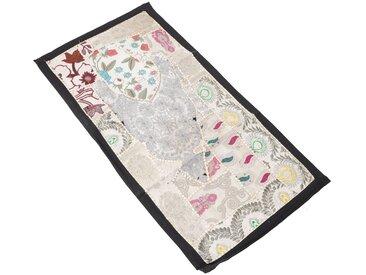 Guru-Shop Wandteppich »Orientalischer Tischläufer, Wandbehang,..«, Höhe 80 mm