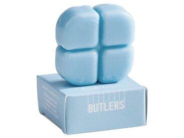 BUTLERS Duftlampe » SMELTS 12x Duftwachschips Vanille«, blau, Hellblau