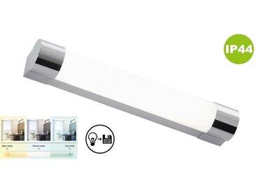 Briloner Leuchten LED Wandleuchte »Kayla«, Badlampe IP44 mit CCT Farbtemperatursteuerung