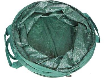 Dehner Mülltonnenbox »Gartenabfallsack Pop-Up Comfort, 120 l, Ø 50 cm«