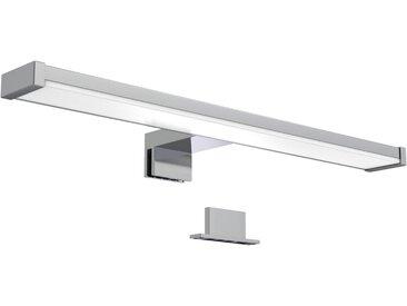 B.K.Licht Spiegelleuchte, LED Spiegellampe Badlampe Schminklicht Badezimmer neutral-weiß 600 Lumen IP44 40cm