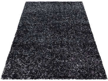 Ayyildiz Hochflor-Teppich »Enjoy Shaggy«, rechteckig, Höhe 50 mm, grau, anthrazit