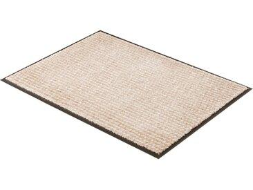 SCHÖNER WOHNEN-Kollektion Fußmatte »Miami 002«, rechteckig, Höhe 7 mm, waschbar, natur, beige