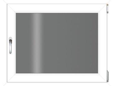 RORO Türen & Fenster Kunststofffenster, BxH: 80x60 cm, ohne Griff, rechts