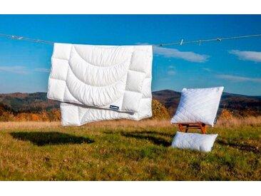 Dunlopillo Microfaserbettdecke, »Home«, warm, (1-tlg)