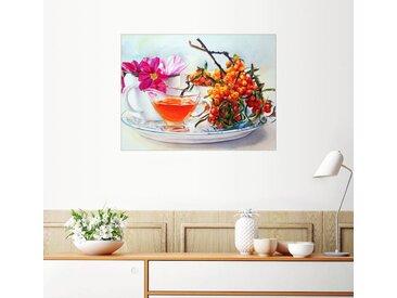 Posterlounge Wandbild, Farbklecks, Acrylglasbild