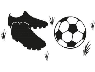 Wall-Art Wandtattoo »Fußball Fußballschuhe« (1 Stück)