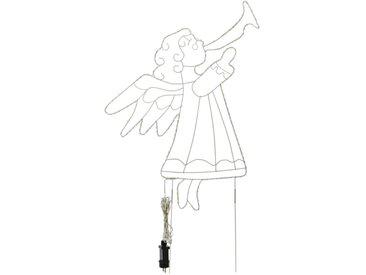 LED Dekoobjekt »Trompeten-Engel«, mit 210 warmweißen LEDs, Höhe 69 cm