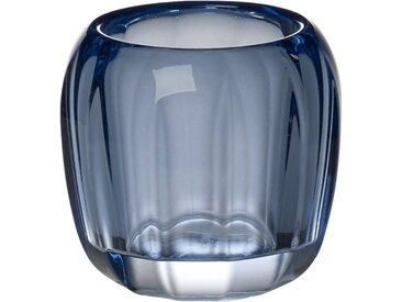 Villeroy & Boch kleiner Teelichthalter »Coloured DeLight«, blau, 75,50 mm, blau
