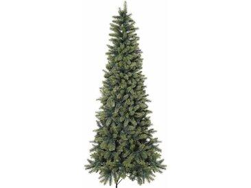 Künstlicher Weihnachtsbaum, in schlanker Form