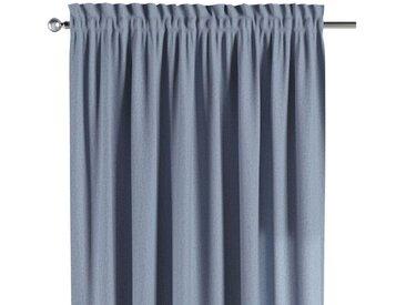 Dekoria Vorhang, silber- blau