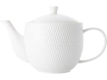 Maxwell & Williams Teekanne »Diamonds Weiß 1 L«