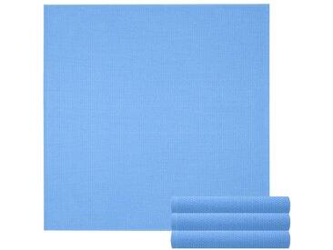 Lashuma Handtuch Set »Pure« (Set, 4-tlg), Geschirrtuch 4er Set, Küchentücher Waffelpique 50 x 50 cm, blau, himmelblau