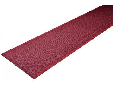 Living Line Läufer »Arabo«, rechteckig, Höhe 7 mm, In- und Outdoor geeignet, Meterware, rot, rot