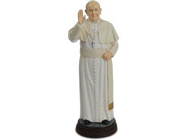 Dekofigur »Papst Franziskus« (1 Stück), aus Polyresin