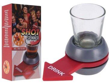 HTI-Living Schnapsglas »Trinkspiel Shot Spinner«