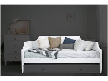 HTI-Line Bett »Kojenbett Maria«, Bett, weiß, weiß