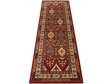 my home Läufer »Diantha«, rechteckig, Höhe 9 mm, Orient - Dekor, rot, rot