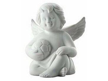 Rosenthal Engelfigur »Engel klein Weiß matt Engel mit Fussball« (1 Stück)