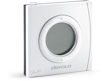 DEVOLO »Funk Thermostat, Heizungssteuerung, per App« Smart-Home-Station, Home Control Raumthermostat