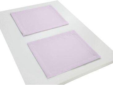 Wirth Platzset, »Peschiera«, (Packung, 2-St), lila, flieder
