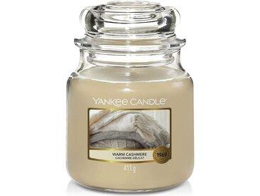 Yankee Candle Duftkerze » mittelgroße Duftkerze im Glas, Warm«