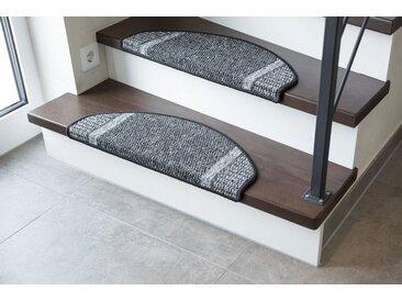 Andiamo Stufenmatte »Runner«, stufenförmig, Höhe 9 mm, grau, anthrazit