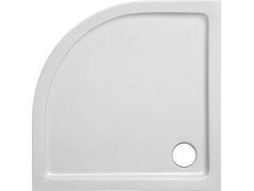 OTTOFOND Duschwanne »Set Viertelkreis Duschwanne«, Viertelkreis, Sanitäracryl, 900x900/30 mm