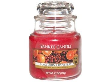 Yankee Candle Duftkerze »Classic Housewarmer Klein Mandarin Cranberry«