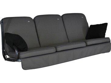 Angerer Freizeitmöbel Bankauflage »Comfort Style«, (1 St), grau, dunkelgrau