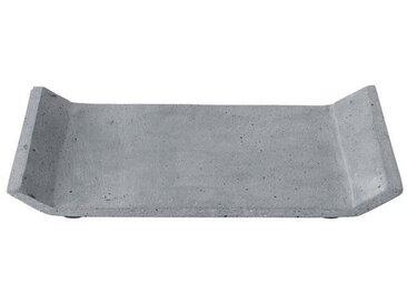 BLOMUS Dekotablett »MOON dark grey 30 x 20 cm«