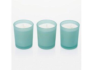 Aroma Naturals by Ritzenhoff Duftkerze »Aroma Naturals Coconut & Lime 3er Set 5 cm«
