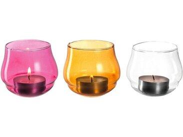 LEONARDO Teelichthalter »Schwimmlichter 3er Set«