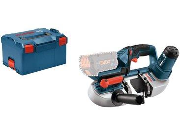 Bosch Professional BOSCH Bandsäge »GCB 18 V-LI, Solo«, 18 V, ohne Akku, blau, blau