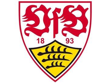 Wall-Art Wandtattoo »Fußball VfB Stuttgart Logo«