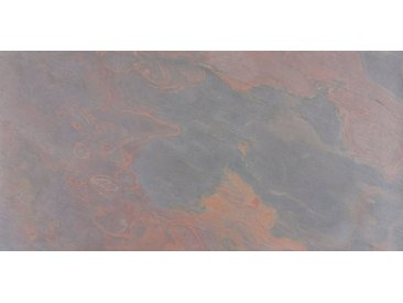 Slate Lite SLATE LITE Dekorpaneele »EcoStone Arcobaleno Colore«, ES 122x61cm, schwarz, schwarz-rot