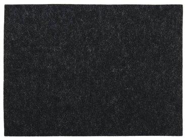 BUTLERS Platzset, »FELTO«, schwarz, Schwarz