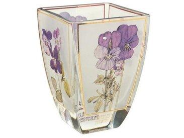Goebel Teelichthalter »Stiefmütterchen Charles Rennie Mackintosh«