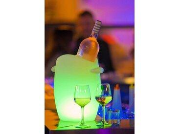 Licht-Trend Dekolicht »Akku LED-Flaschenkühler Fresh mit App-Steuerung 33cm«