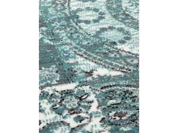 heine home Teppich Patchwork Dessin, grün, türkis