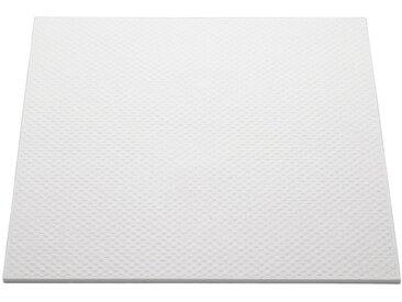 Decoflair Deckenplatten »Deckenplatte T141«, (Set) in Putzoptik
