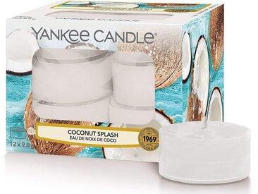 Yankee Candle Duftkerze » Coconut Splash Teelicht Duftkerze,«